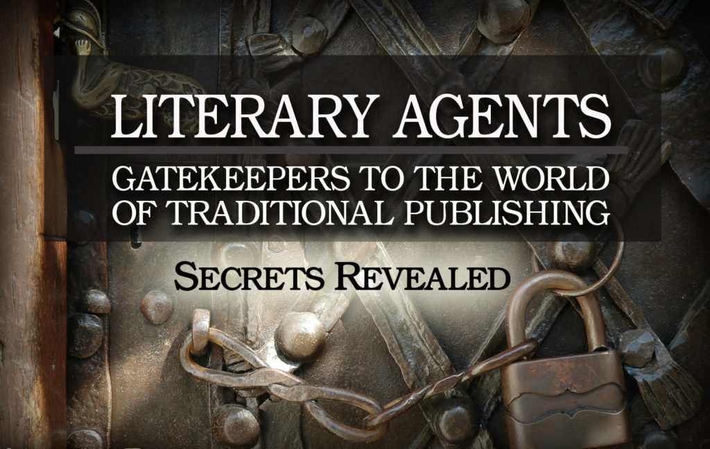 literary agents sign saying they are the gatekeepers