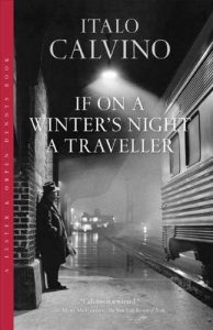 If on a winter's night a traveler book cover