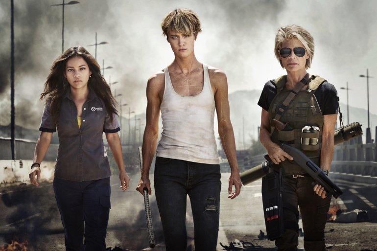 three women of terminator