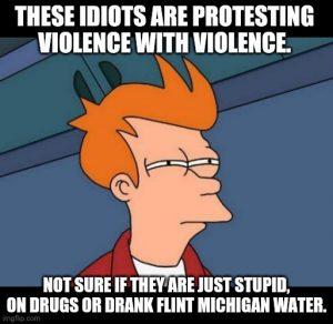 stupid mobs